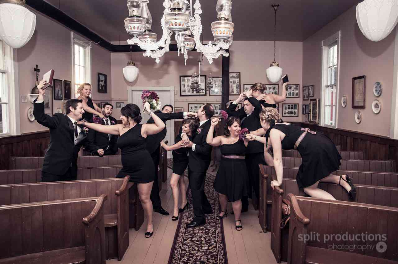 Bronzan Wedding