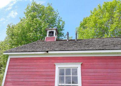 Schoolhouse roof 1